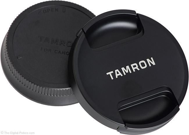 Tamron 35mm f/1.4 Di USD Lens Cap
