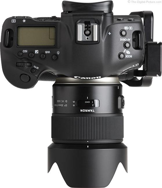 Tamron 35mm f/1.8 Di VC USD Lens