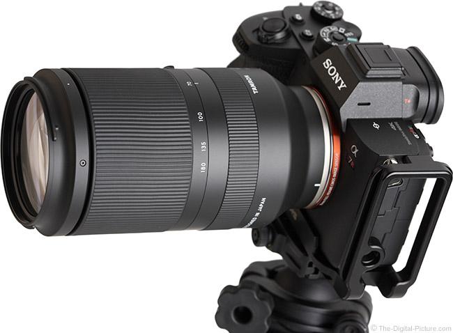 Tamron 70-180mm f/2.8 Di III VXD Lens