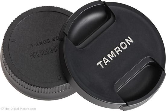 Tamron 70-180mm f/2.8 Di III VXD Lens Cap