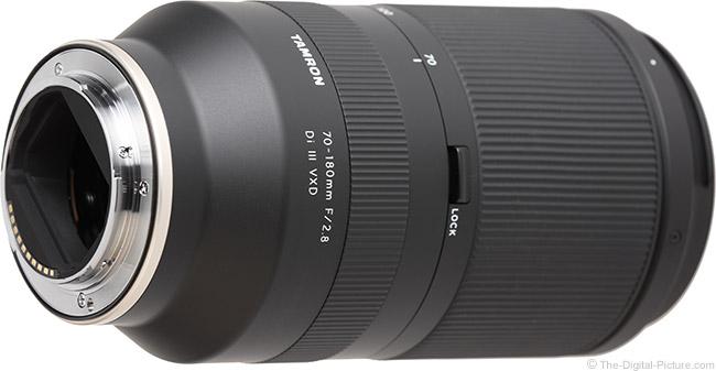 Tamron 70-180mm f/2.8 Di III VXD Lens Mount