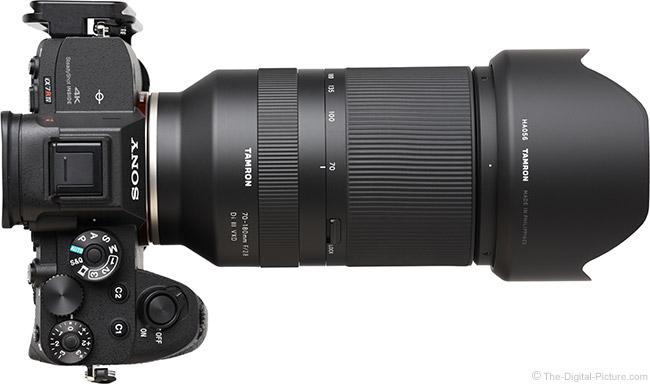 Tamron 70-180mm f/2.8 Di III VXD Lens for Sony E
