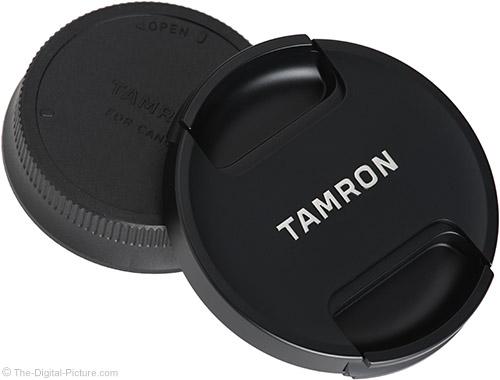 Tamron 70-200mm f/2.8 Di VC USD G2 Lens Cap