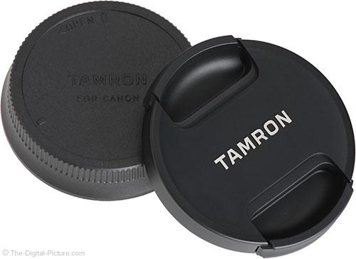 Tamron 70-210mm f/4 Di VC USD Lens Cap