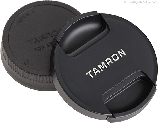 Tamron 70-300mm f/4.5-6.3 Di III RXD Lens Cap