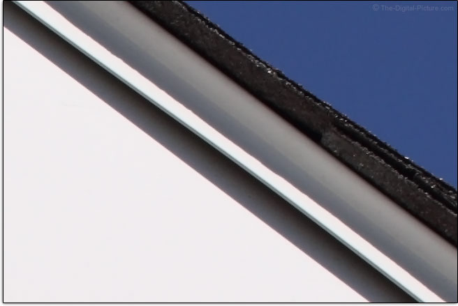 Tamron 85mm f/1.8 Di VC USD Lens Chromatic Aberration Example