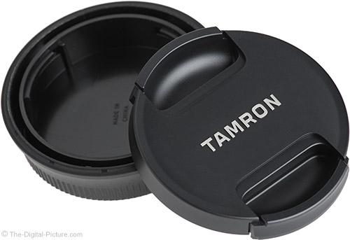 Tamron 90mm f/2.8 Di VC USD Macro F017 Lens Cap