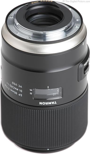 Tamron 90mm f/2.8 Di VC USD Macro F017 Lens Mount