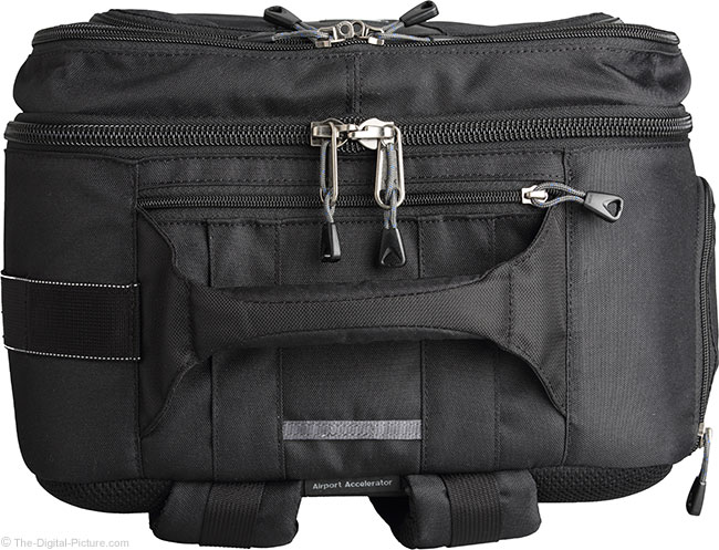 Think Tank Photo Airport Accelerator Camera Backpack – Top and Bottom
