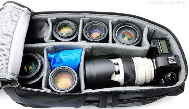 Glass Limo with Lenses