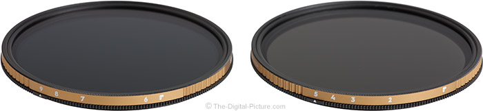 PolarPro Variable Neutral Density Filters