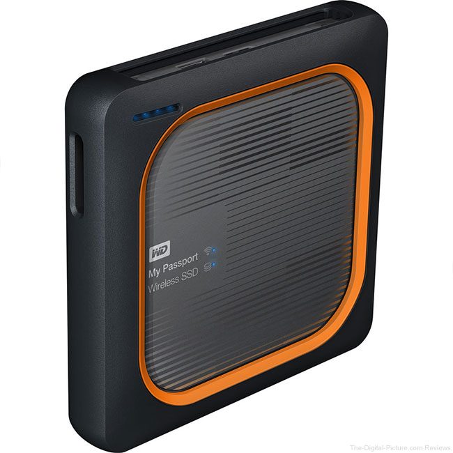 WD My Passport Wireless SSD Review