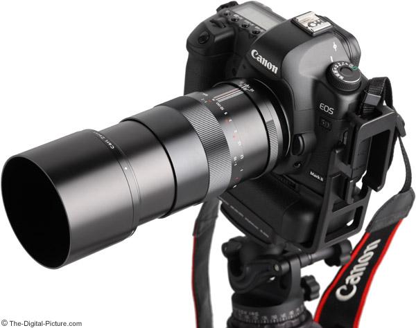 Zeiss 100mm f/2 Makro-Planar T* ZE Lens Extended