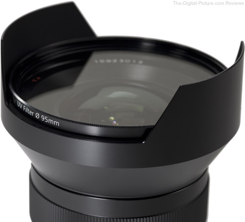 Zeiss 15mm f/2.8 Distagon T* ZE Lens with 95mm Filter