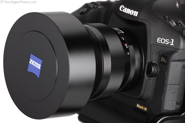 Zeiss 15mm f/2.8 Distagon T* ZE Lens Lens Cap