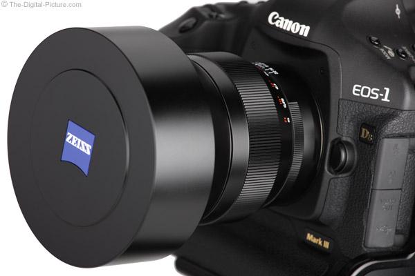 Zeiss 15mm f/2.8 Distagon T* ZE Lens Lens Cap
