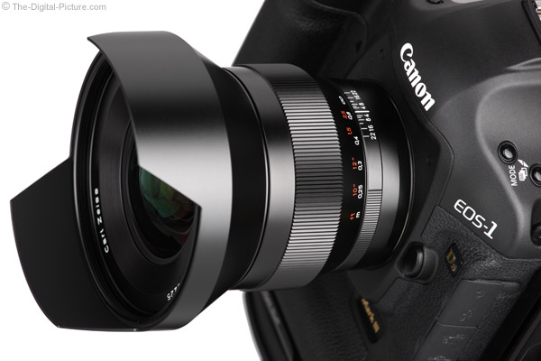 Carl Zeiss ZF Distagon T* 15mm f/2.8 Lens Review