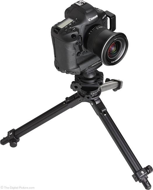 Zeiss 18mm f/2.8 Milvus Lens on Tripod