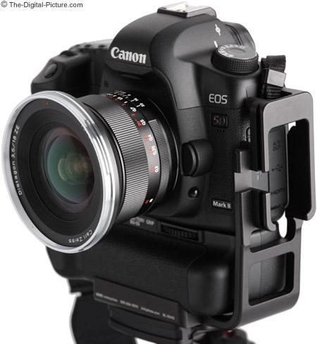 Zeiss 18mm f/3.5 Distagon T* ZE Lens Sans Hood