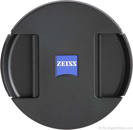 Zeiss 28mm f/1.4 Otus Lens Cap