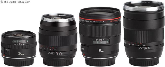 35mm Lenses