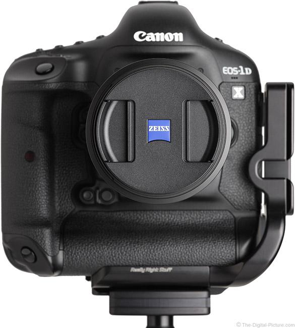 Zeiss Milvus 100mm f/2M Lens Cap