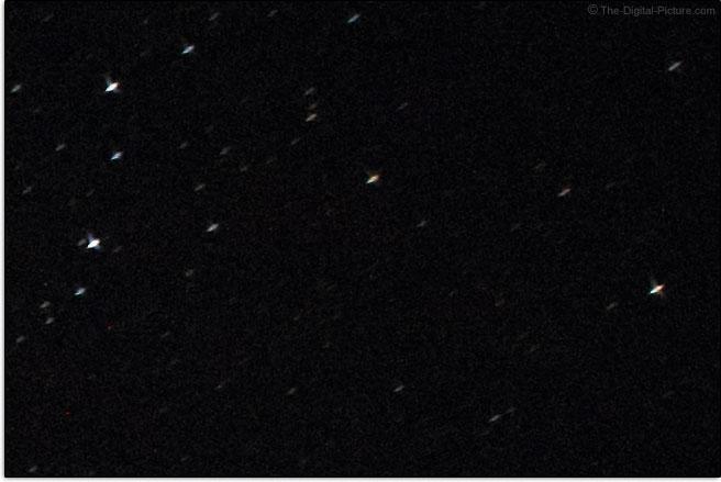 Zeiss Milvus 21mm f/2.8 Lens Coma