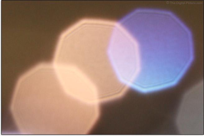 Zeiss Milvus 85mm f/1.4 Lens Bokeh Example