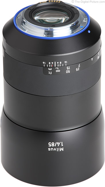 Zeiss Milvus 85mm f/1.4 Lens Mount
