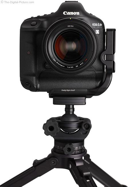 Zeiss Otus 55mm f/1.4 Distagon T* Lens Front View