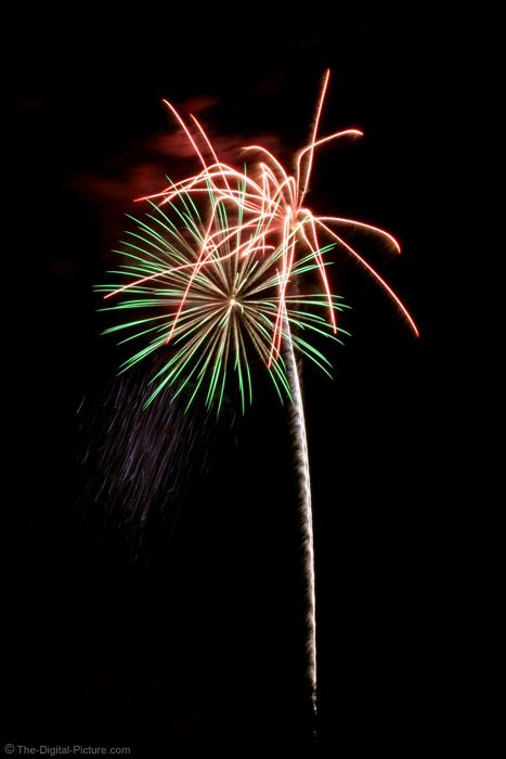 Fireworks Display 3