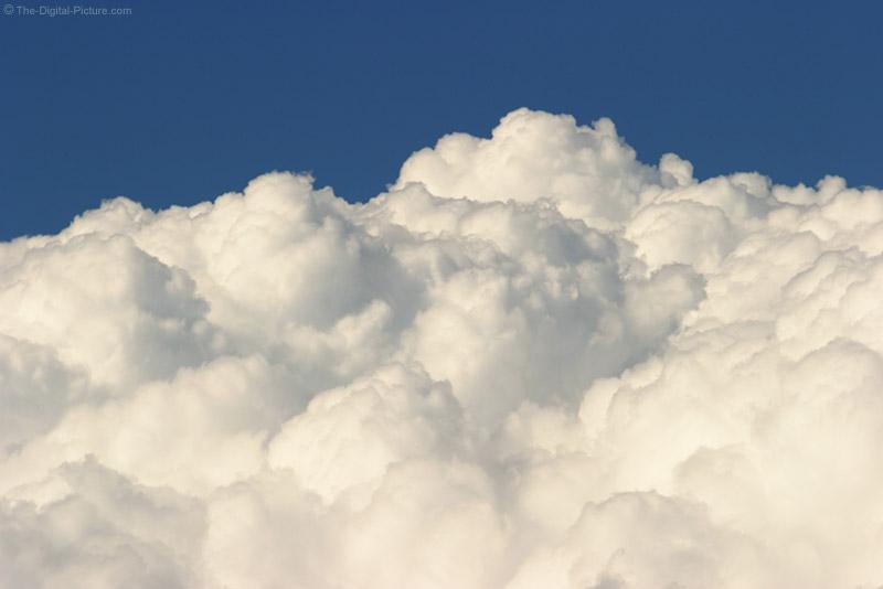 Cumulus Cloud Picture