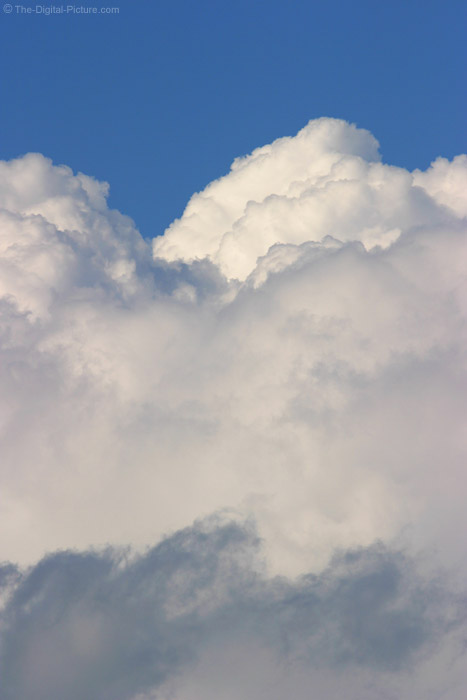 Clouds and Blue Sky Picture