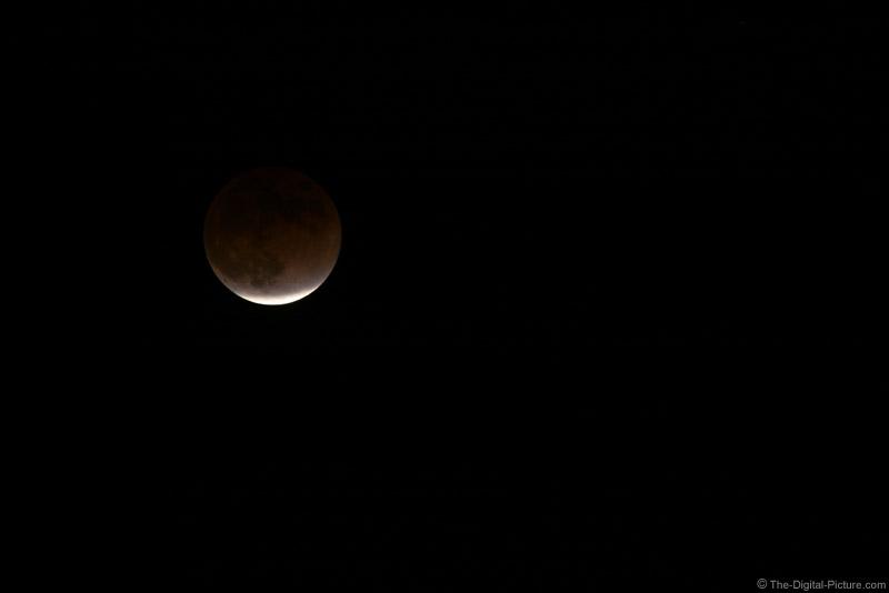 Full Lunar Eclipse Picture