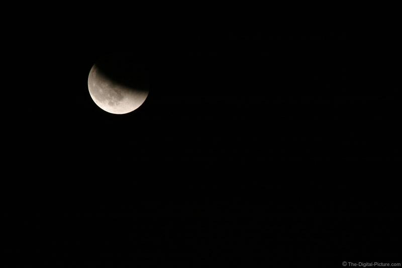 Partial Lunar Eclipse Picture