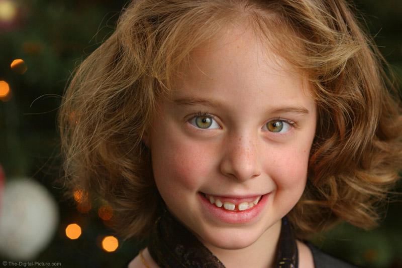 Brianna at Age 7
