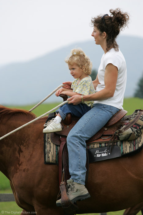Horseback Ride Picture
