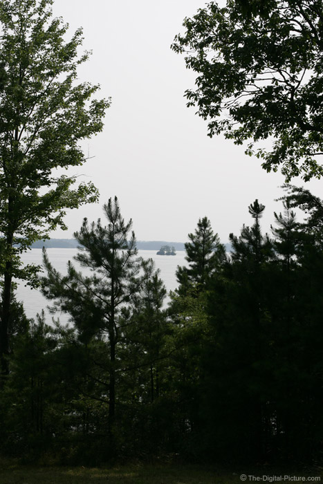Smith Mountain Lake Island Picture