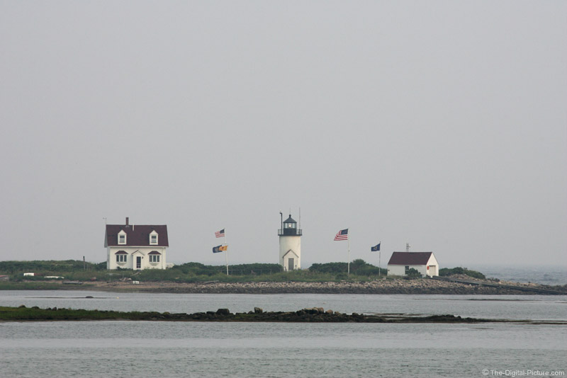 Goat Island Lighthouse Picture