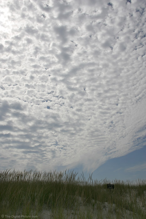 Clouds Over the Dunes Picture