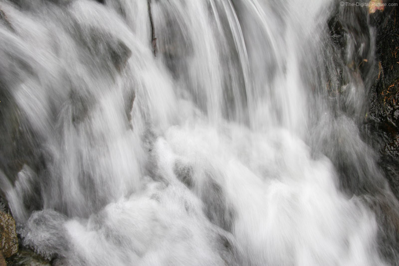 Small Mountain Stream Waterfall Picture