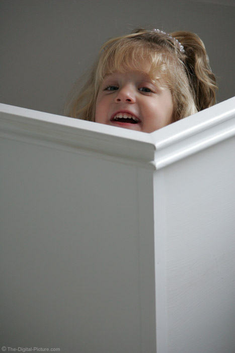 Peeking Out Picture