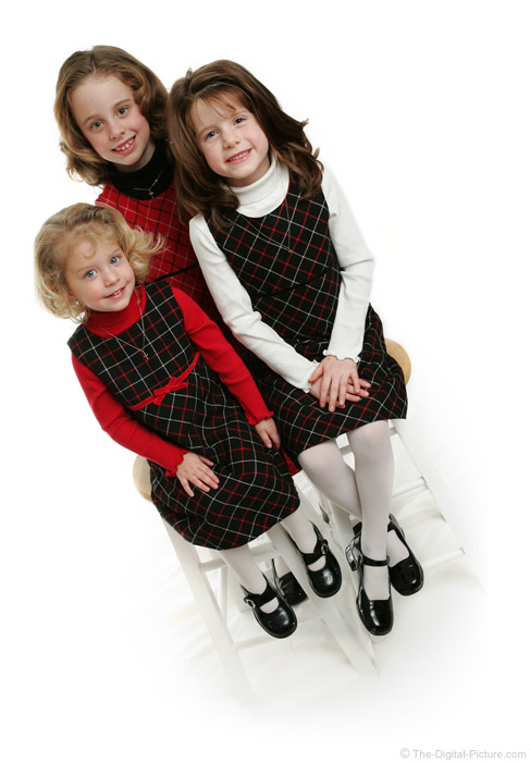 Picture of Three Kids