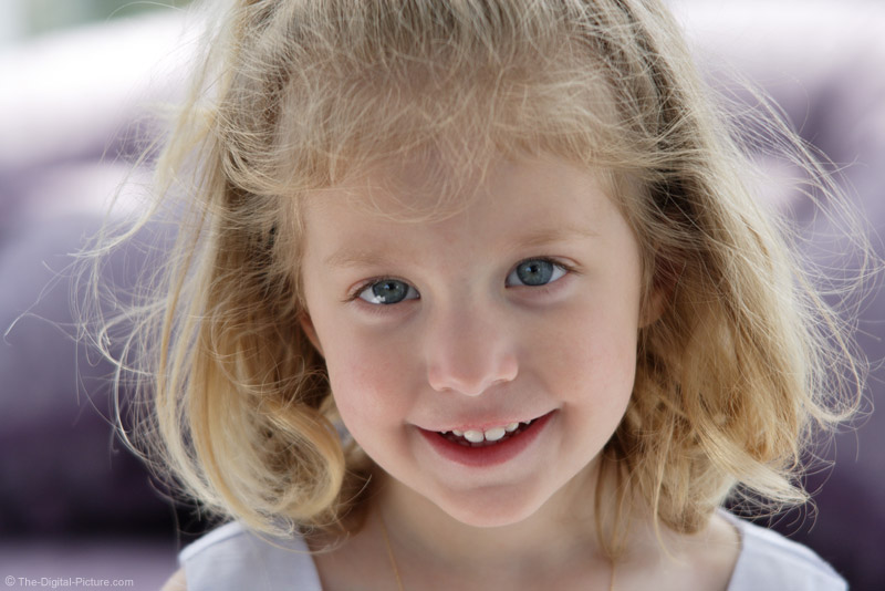 Smiling Little Girl Picture
