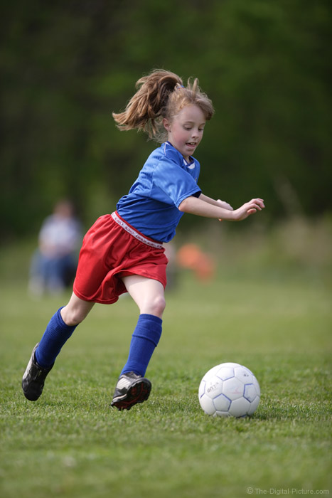 Kid Soccer Picture