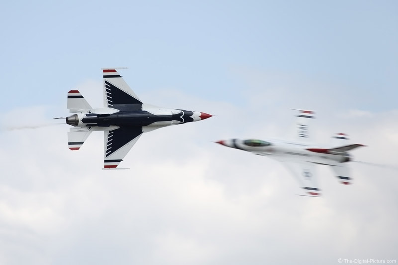 Thunderbirds Closing Picture