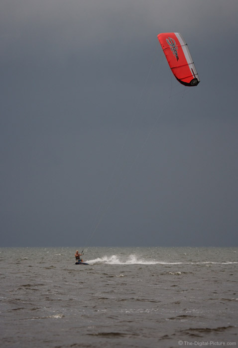 Kiteboarding Picture