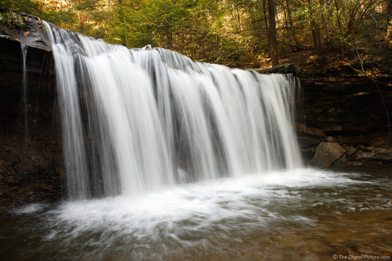 Oneida Falls, RGSP