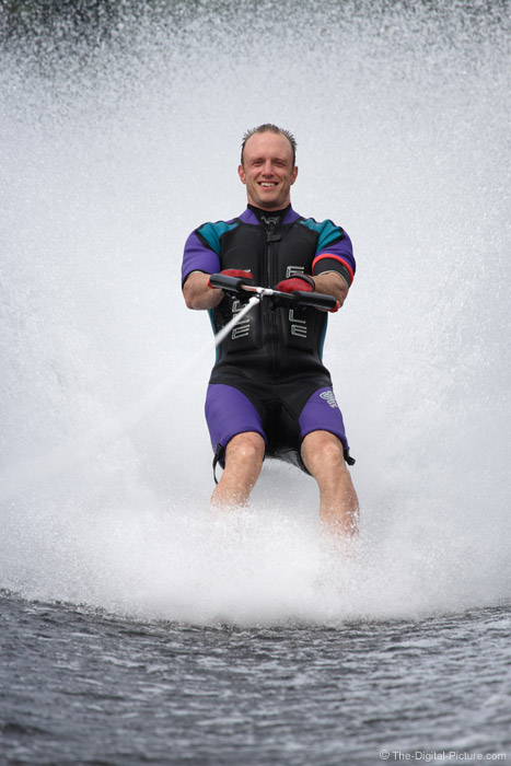 Barefoot Waterskiing Picture