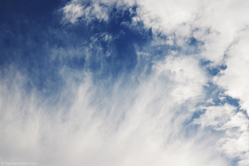 Clouds at 50mm